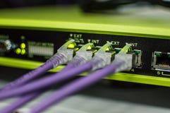 Серверы 8 Стоковая Фотография
