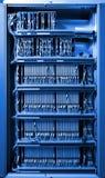 сервер интернета связи Стоковые Изображения