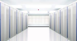 сервер интернета связи Стоковое Изображение RF
