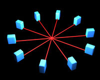 сервер интернета соединений бесплатная иллюстрация