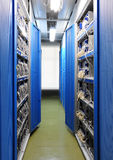 сервер интернета Стоковые Фото