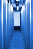 сервер комнаты интернета Стоковые Изображения RF