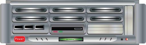 сервер компьютера Бесплатная Иллюстрация