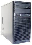 сервер настольного компьютера стоковые фото
