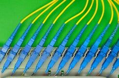 Сервер связи и интернета стоковое фото rf