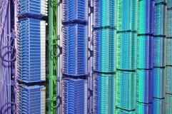 Сервер связи и интернета стоковое изображение rf