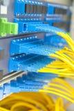 Сервер связи и интернета стоковое фото