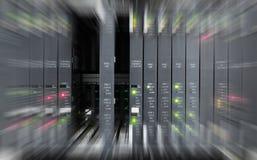 сервер сети стоковое фото