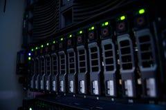 Сервер хранения Стоковое Изображение