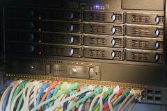 Сервер стоковая фотография