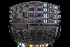 Сервер стоковое фото