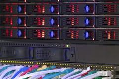 Сервер стоковая фотография rf