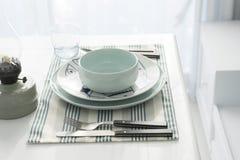 Сервировка стола для обедающего Стоковая Фотография RF