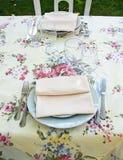 Сервировка стола Стоковая Фотография RF
