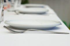 Сервировка таблицы стоковая фотография rf