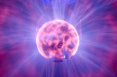 Сердечник светильника плазмы Стоковая Фотография