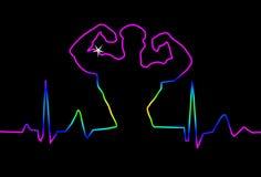 сердечное здоровье стоковые фото