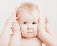 сердитый мальчик малый Стоковые Изображения