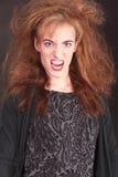 Сердитый супруга Стоковое фото RF