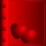 сердца альбома фотографируют 2 бесплатная иллюстрация