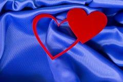 Сердца влюбленности Стоковое Изображение