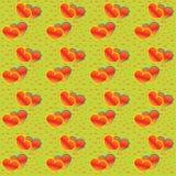 сердца делают по образцу безшовное Стоковая Фотография RF
