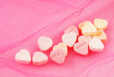 сердца конфеты Стоковые Фото