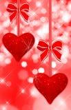 сердца прочитали 2 Стоковая Фотография RF