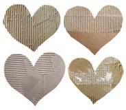 сердца собрания Стоковые Изображения RF