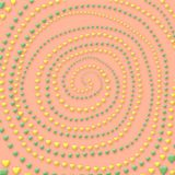 сердца цвета Стоковое Фото
