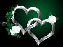 сердца 2 иллюстрация штока