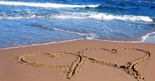 сердца 2 Стоковые Изображения RF