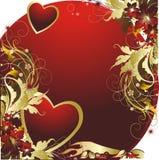 сердца 2 Стоковое Изображение