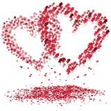 сердца бесплатная иллюстрация