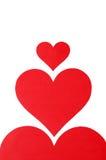 сердца 3 Стоковое Изображение