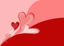 сердца Стоковое фото RF