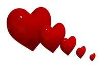 сердца иллюстрация вектора