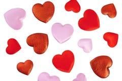 Сердца background-3 Стоковая Фотография RF