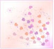 сердца bush Стоковое Изображение
