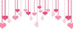 сердца hang стоковые изображения