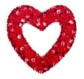 Сердце Валентайн Стоковое Изображение RF