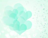 Сердце Валентайн Стоковые Изображения RF