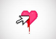 сердце ваше Стоковое фото RF