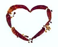 сердце горячее Стоковое фото RF
