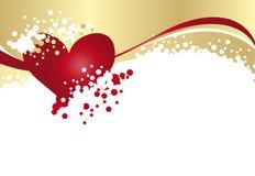 сердце золота бесплатная иллюстрация