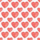 Сердце картины Стоковое Изображение