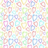 Сердце картины Стоковые Изображения