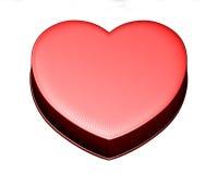 сердце коробки Стоковые Фотографии RF