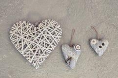 сердце 3 на floor& x28; Valentine& x27; day& x29 s; Стоковое Изображение RF