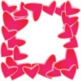Сердце обоев Стоковые Изображения RF